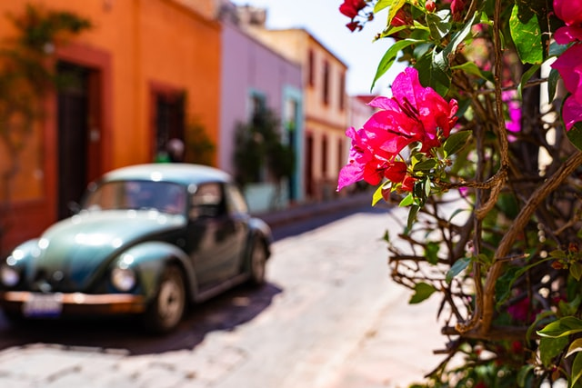 cars in Mexico